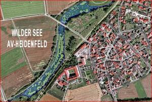 WILDER SEE - AV HEIDENFELD